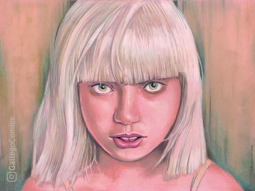 Maddie Ziegler by GallegoComics